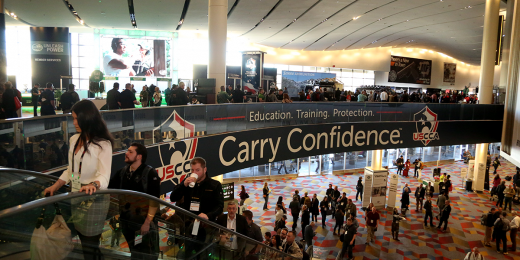 2019 SHOT Show - Concealed Carry - USCCA