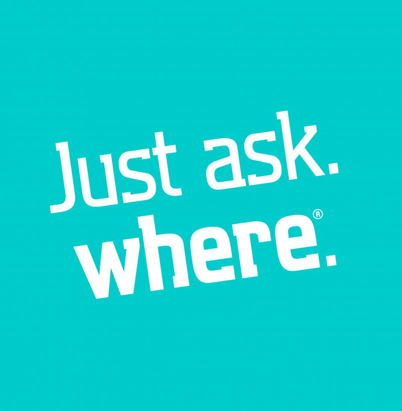 Just ask where